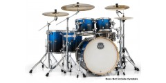 Mapex AR628SBI 6 Piece Armory Studioease Shell Pack Photon Blue