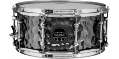 Mapex ARST465HCEB Armory Series Daisy Cutter Snare Drum 1.0mm Hammered Stee