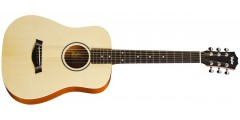 Taylor Baby BT1e 1/2 Size Dreadnought Acoustic ElectricGuitar with Gigbag