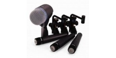 Shure DMK57-52 Drum Microphone Package System