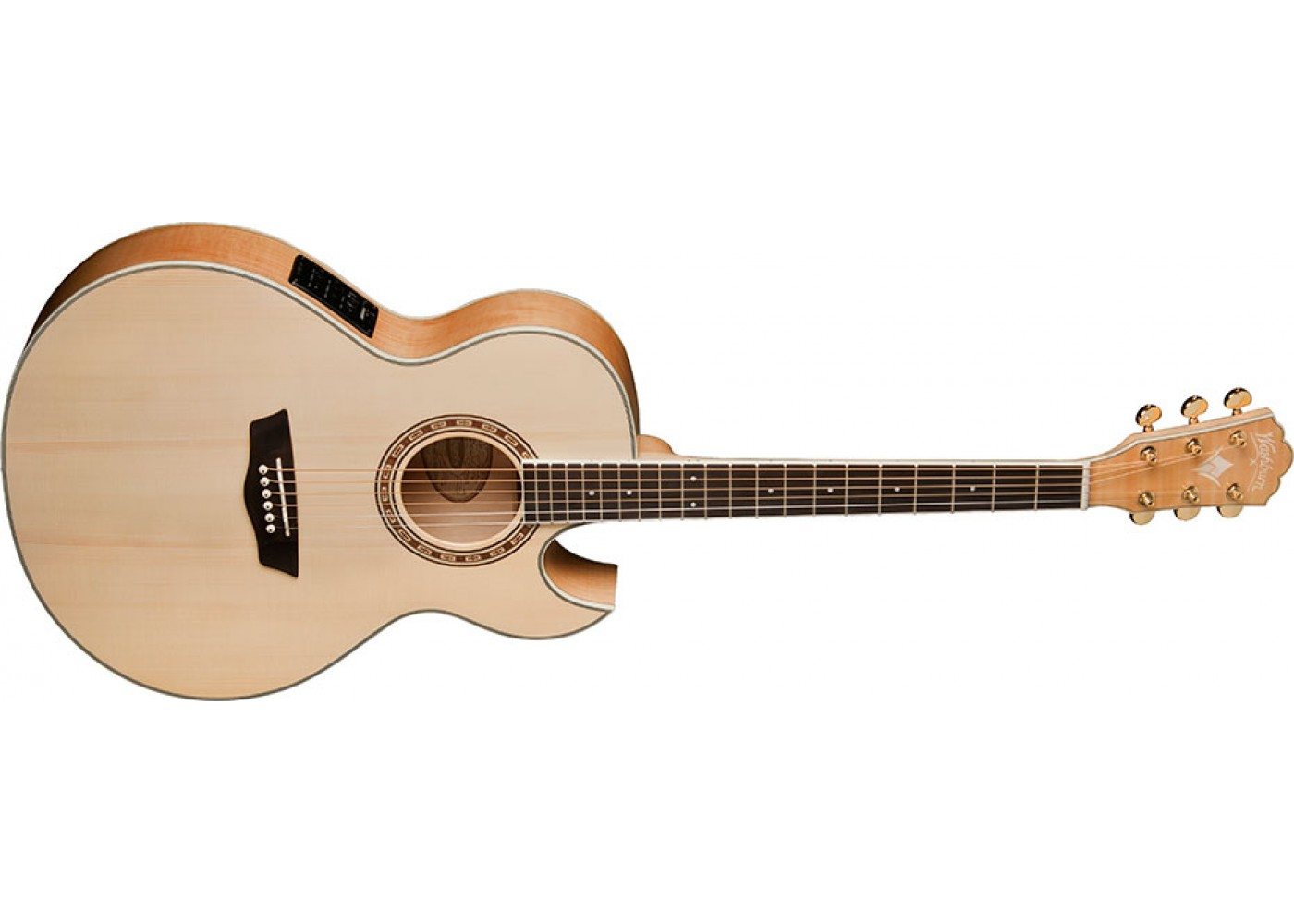 Washburn EA40SCE Acoustic Electric Guitar