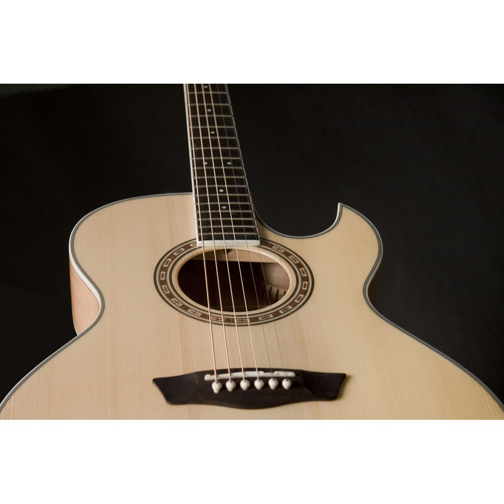 washburn ea40sce acoustic electric guitar. Black Bedroom Furniture Sets. Home Design Ideas