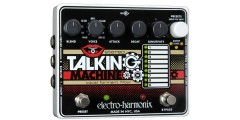 Electro Harmonix Stereo Talking Machine Pedal