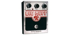 Electro Harmonix USA Big Muff Pi Fuzz Distortion Pedal