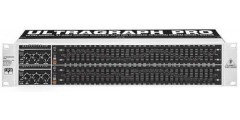 Behringer FBQ3102 Ultra Graph Stereo 31 Band Graphic Equalizer