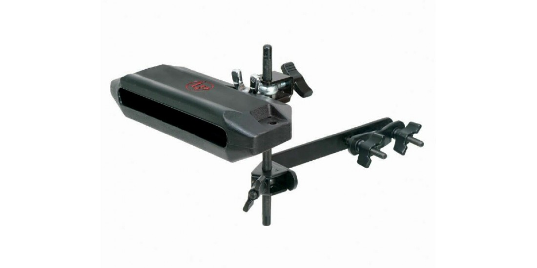 LP Latin Percussion Stealth Jam Block With Bracket & Clamp