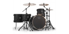 Mapex MA528SFBZW 5 Piece Mars Crossover Shell Pack Night Wood Black Hardwar