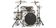Mapex MA529SFBAW 5 Piece Mars Rock Shell Pack Bonewood Black Hardware