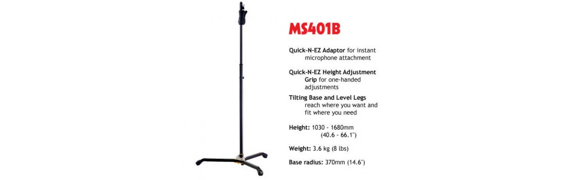 how to fix hercules mic stand