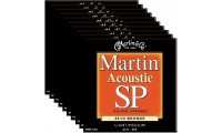 Martin MSP3150 80/20 Bronze Acoustic Guitar String..