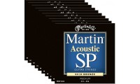 Martin MSP3200 80/20 Bronze Acoustic Guitar String..