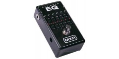 MXR 6 Band Guitar Graphic EQ Equalizer Pedal