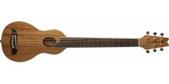 Washburn RO10KK Rover Acoustic Guitar Koa Top Back and Sides Includes Facto