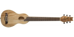 Washburn RO10SS Rover Acoustic Guitar Spalted Maple Top Back and Sides Incl