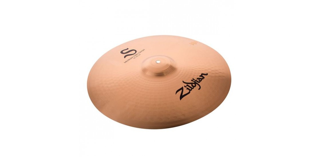 Zildjian S18MTC 18 Inch S Series Medium Thin Crash Cymbal