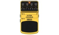 Behringer UC200 Ultimate Stereo Chorus Effects Ped..