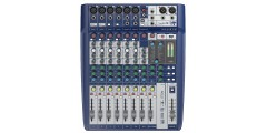 Soundcraft Signature 10 Mixing Console Built In Lexicon Effects