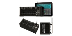 Behringer XR18 - 18-Channel 12-Bus Digital Mixer for iPad and Android Table