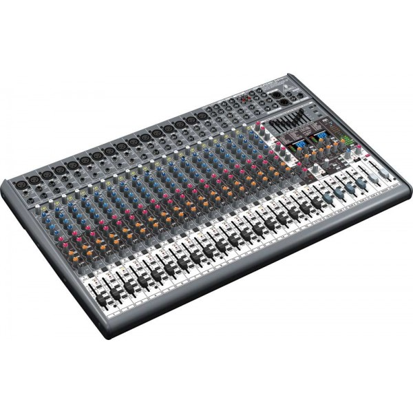 behringer sx2442fx eurodesk 24 channel mixer. Black Bedroom Furniture Sets. Home Design Ideas