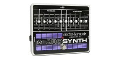 Electro Harmonix MicroSynth Analog Synthesizer Pedal