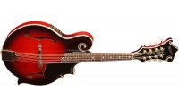 Washburn M3SWRTK F-Style Acoustic Electric Mandolin Wine Red
