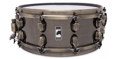 Mapex BPBR4551ZN Black Panther Snare Drum the Brass Cat
