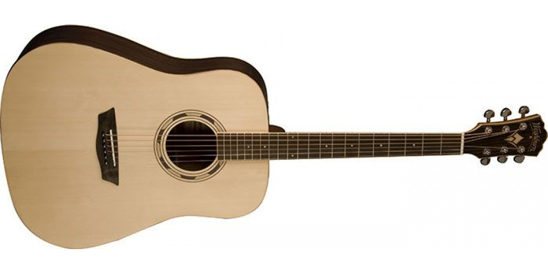 Washburn WD025S Dreadnought Acoustic Guitar Spruce Top