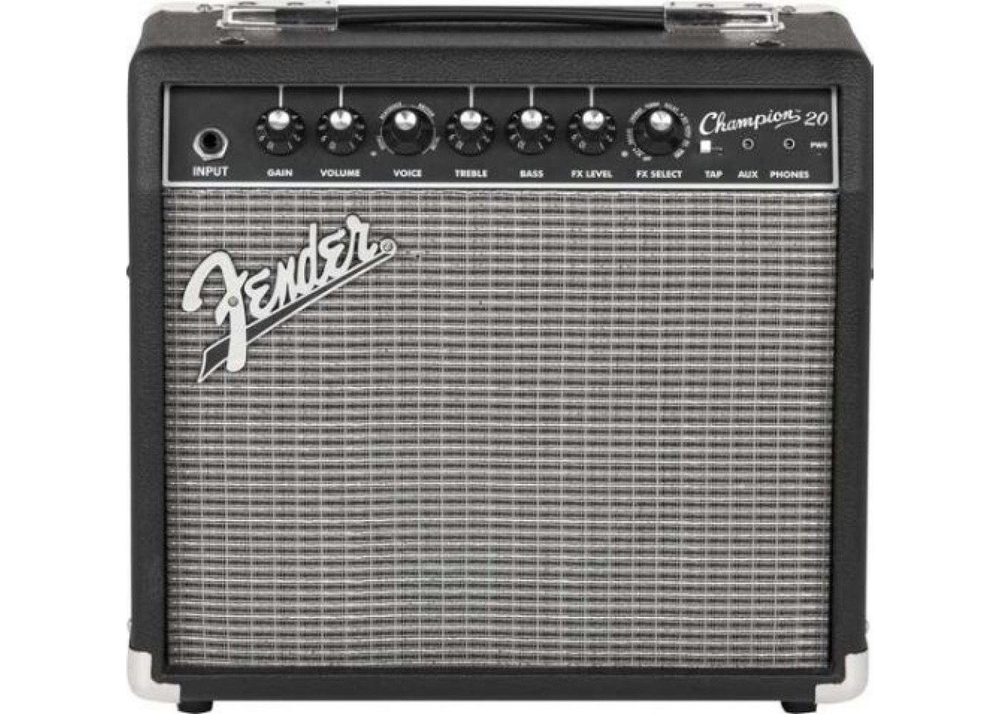 fender champion 20 20w guitar combo amp with effects. Black Bedroom Furniture Sets. Home Design Ideas