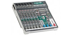 Yorkville PGM8 8 Channel Mixing Console