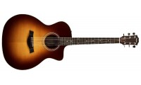 Taylor 214CE-DLX-SB Grand Auditorium Acoustic Elec..