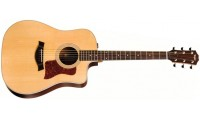 Taylor 210CE Dreadnought Electric Acoustic Guitar ..