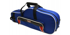 Lightweight Alto Sax Case Red and Blue