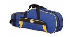 Lightweight Alto Sax Case Yellow and Blue