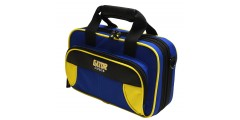 Lightweight Clarinet Case Yellow and Blue