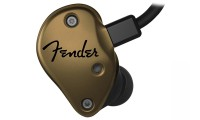Fender FXA7 Pro In Ear Monitor Ear Buds Gold