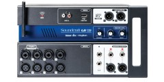 Soundcraft Ui12 Remote Controlled Digital Mixing System