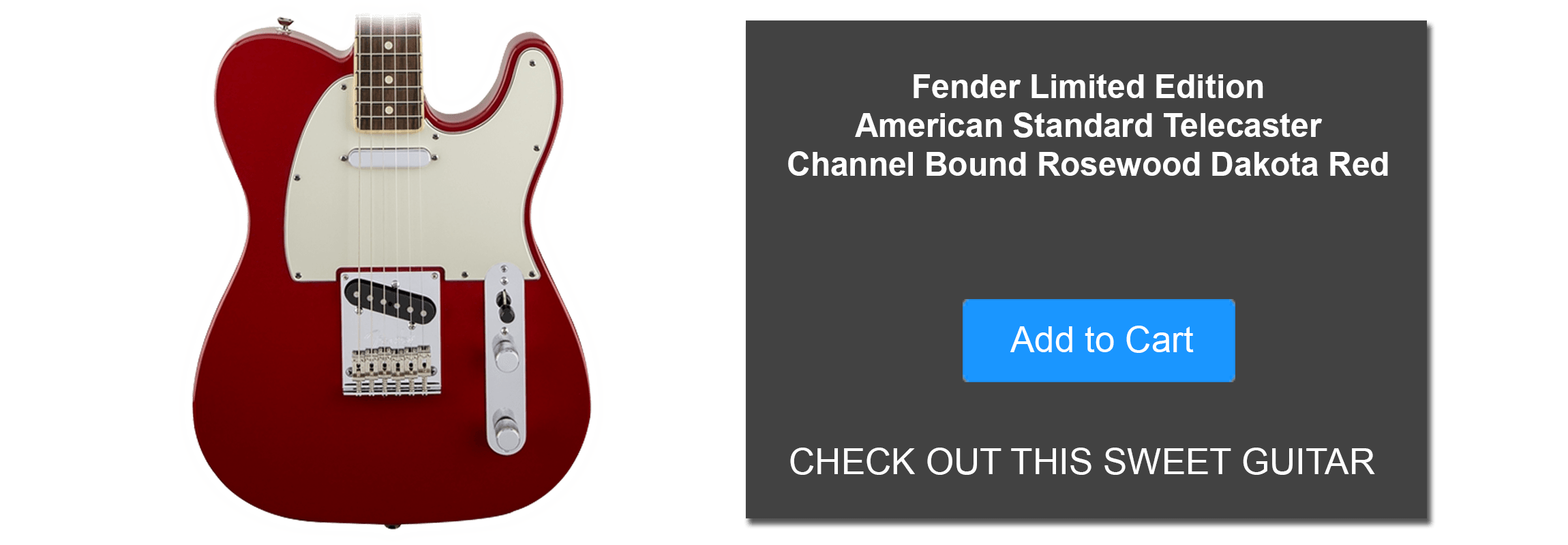 Fender Channel Bound