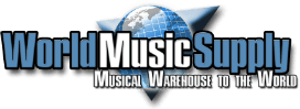 World Music Supply logo